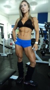 Girl with muscle - Wagna Vargas Savietto