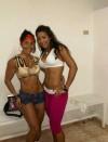 Girl with muscle - Tamara Canache / Maria Clara Fernandez