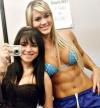 Girl with muscle - Talita Malheiros