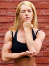 Girl with muscle - Elsje Bollen