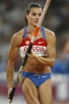 Girl with muscle - Yelena Isinbayeva