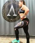 Girl with muscle - Bethany Branham