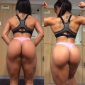 Girl with muscle - Juliana Mota