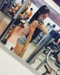 Girl with muscle - Megane Di Ioia