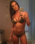 Girl with muscle - Whitney Johns