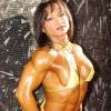 Girl with muscle - Mah Ann Mendoza