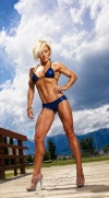 Girl with muscle - jessie hilgenberg