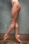 Girl with muscle - Misty Copeland