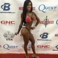 Girl with muscle - Savanna Rehm