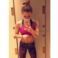 Girl with muscle - Katarzyna Dziurska