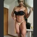 Girl with muscle - Gleycelilia Bracca