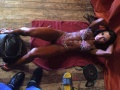 Girl with muscle - Kristina Boldyreva