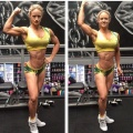 Girl with muscle - Aisling Speight