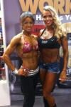 Girl with muscle - Cassandra Haddad  - Larissa Reis