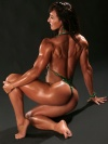 Girl with muscle - Yamila Toledo