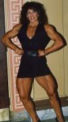 Girl with muscle - Thea Bennington