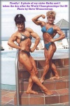 Girl with muscle - Deborah Compton / Kathy Illingworth