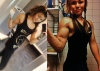 Girl with muscle - Sophie Arvebrink