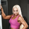 Girl with muscle - Sara Heimis