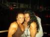 Girl with muscle - Treacy Kiely (L) - Debbie Bramwell (R)