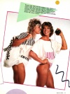Girl with muscle - Cory Everson / Peggy Bertelsen