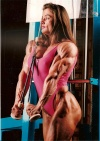 Girl with muscle - Zuzana Korinkova