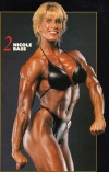 Girl with muscle - Nicole Bass
