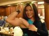 Girl with muscle - Tomoko Kanda