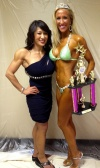 Girl with muscle - kiana