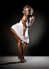 Girl with muscle - Aslaug Lia Pettersen