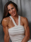 Girl with muscle - Tammy Skiles Dye