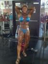 Girl with muscle - Heidi Hegg