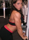 Girl with muscle - Adrienne Ann Smith