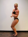 Girl with muscle - Ase Jonsson