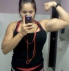 Girl with muscle - lamillieeffect@bodyspace