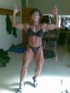 Girl with muscle - farrah janse van rensburg