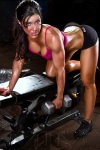 Girl with muscle - Shannon Petralito