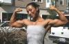 Girl with muscle - Rebekah Kresila