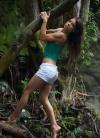 Girl with muscle - Reka Rajnai