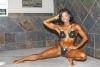 Girl with muscle - Carole Lynn Castillo