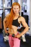 Girl with muscle - norah josephsen