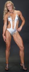 Girl with muscle - Vanessa Sweazey