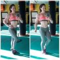 Girl with muscle - Silvia Cecchinato