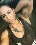 Girl with muscle - Ana Melissa Cardenas