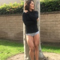 Girl with muscle - Cristina Tate