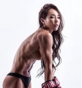 Girl with muscle - Kim Hye Young