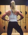 Girl with muscle - Rachel Sedwick