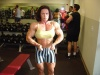 Girl with muscle - Christine Sabo