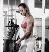 Girl with muscle - Natasa Angelevska