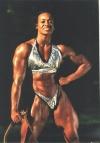 Girl with muscle - Vonda Kline